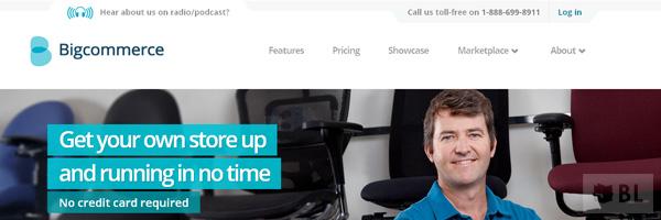 Bigcommerce Best Premium E Commerce Software Online Shopping Cart 2013