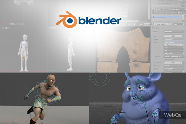 Blender - A Free and Open Source 3D creation pipeline