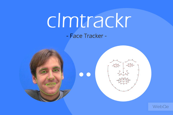 Clmtrackr Cool Javascript Face Tracking Face Detection