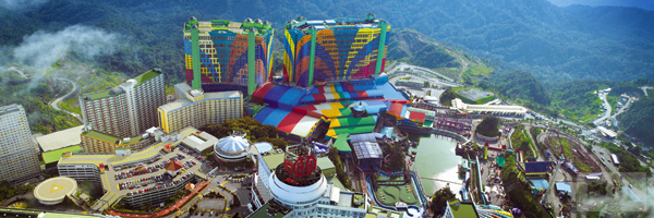 Genting Highlands Best Tourist Attractions And Places To Visit In Malaysia 2014