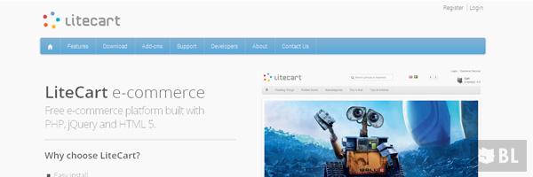 Litecart Best Open Source Free E Commerce Shopping Cart App 2013