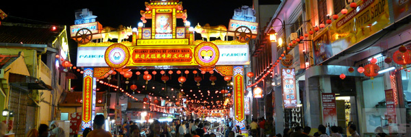 Melaka Jonker Street Best Tourist Attractions And Places To Visit In Malaysia 2014