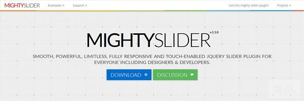 Mightyslider A Smooth And Touchable Css3 Jquery Slider Plugin
