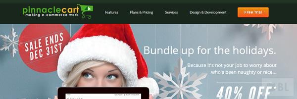 Pinnaclecart Best Premium E Commerce Software Online Shopping Cart 2013