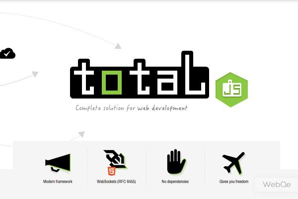 Totaljs A Complete Web Framework Run In Nodejs Server