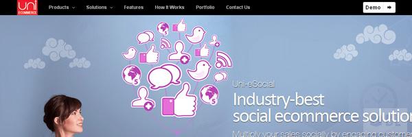 Uni Ecart Best Premium E Commerce Software Online Shopping Cart 2013