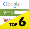 6 Best And The Most Popular Search Engines Of 2013
