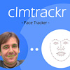 clmtrackr - Cool JavaScript Face Tracking, Face Detection