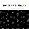 Pattern Library - Web Design Background Pattern Images