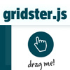 Gridster - A jQuery plugin to build drag and drop grid layouts