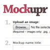 Mockupr - Show Your Web Design Mockups Online