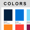 COLORS - A nicer and modern CSS classes colors collection