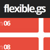 flexible.gs - A CSS classes framework for responsive layout